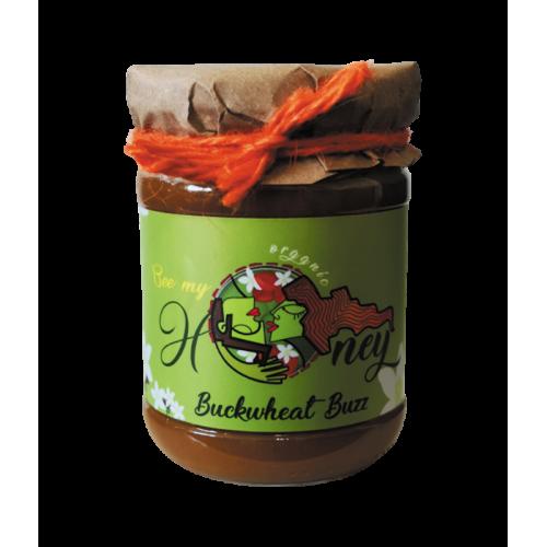 Raw Buckwheat Honey